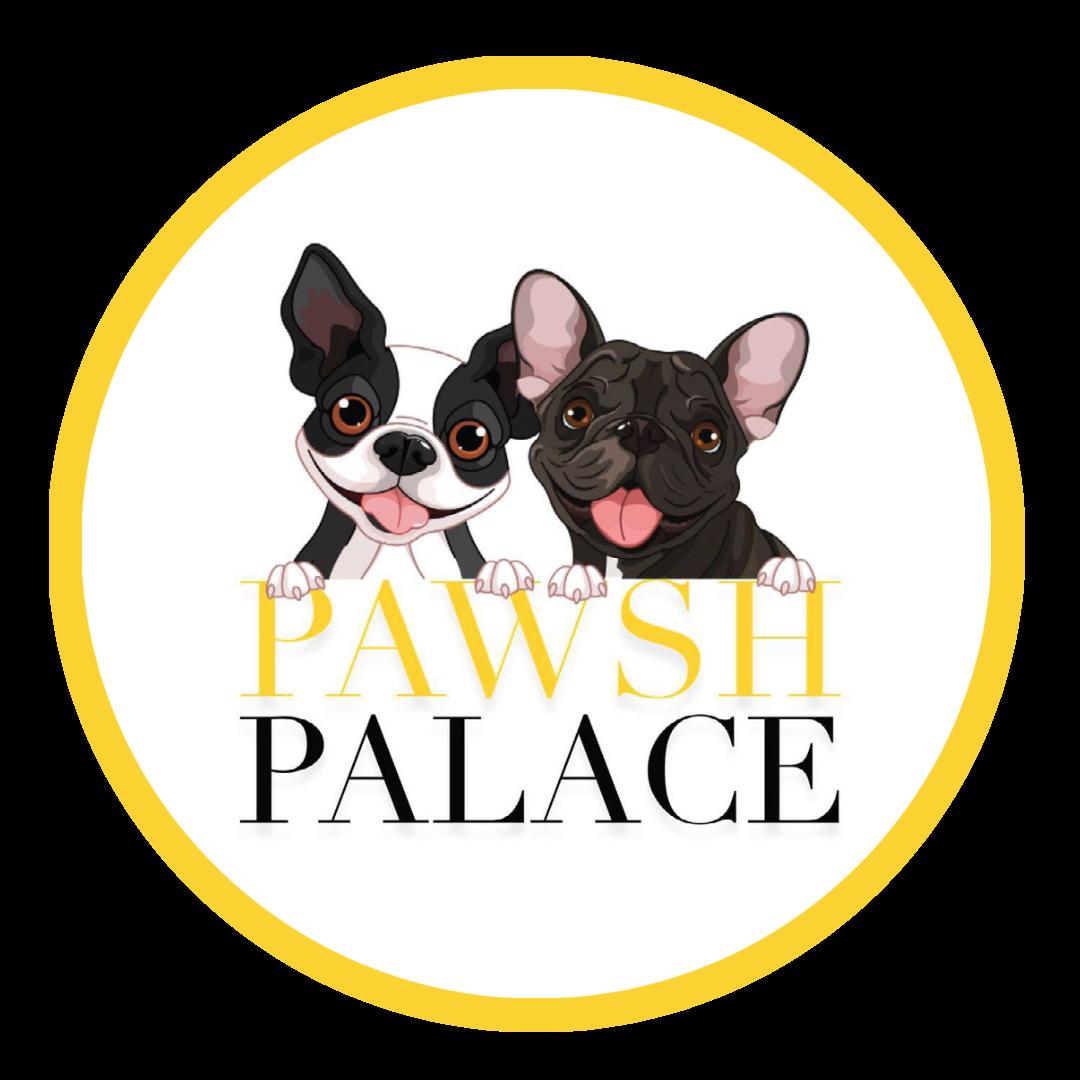 Pawsh Palace Logo Las Vegas Nevada