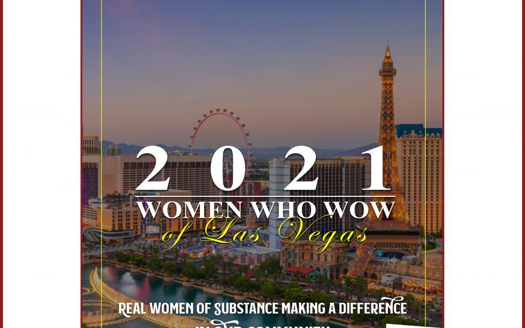 Women Who Wow – Real Vegas